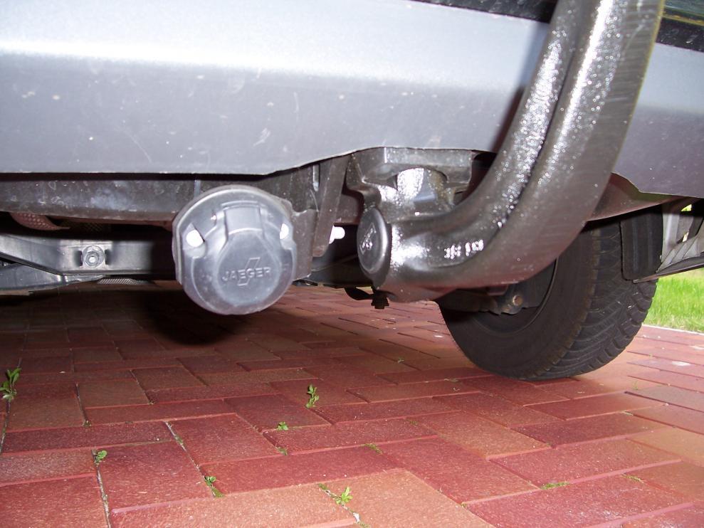 Schaltplan Anhangerkupplung Ford Focus