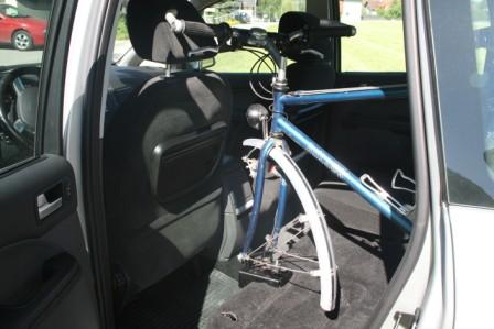 C Max 2 Bj 10 Dxa Fahrrad Mitnehmen Im C Max