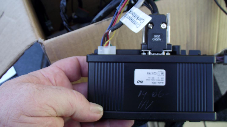 Hier noch zwei bilder vom bluetoothteil und dem audioadapter