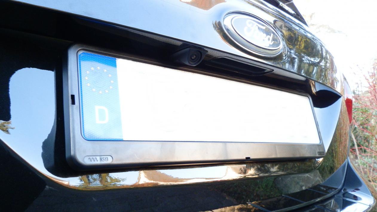 Focus 3 Facelift (Bj. Okt.14-**) DYB - Kennzeichenleuchte beim Fl ...