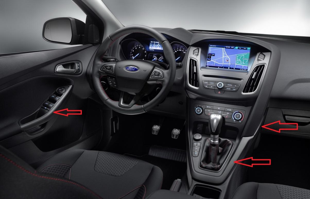 Fein 2014 Ford Fokus Schaltplan Bilder - Elektrische Schaltplan ...