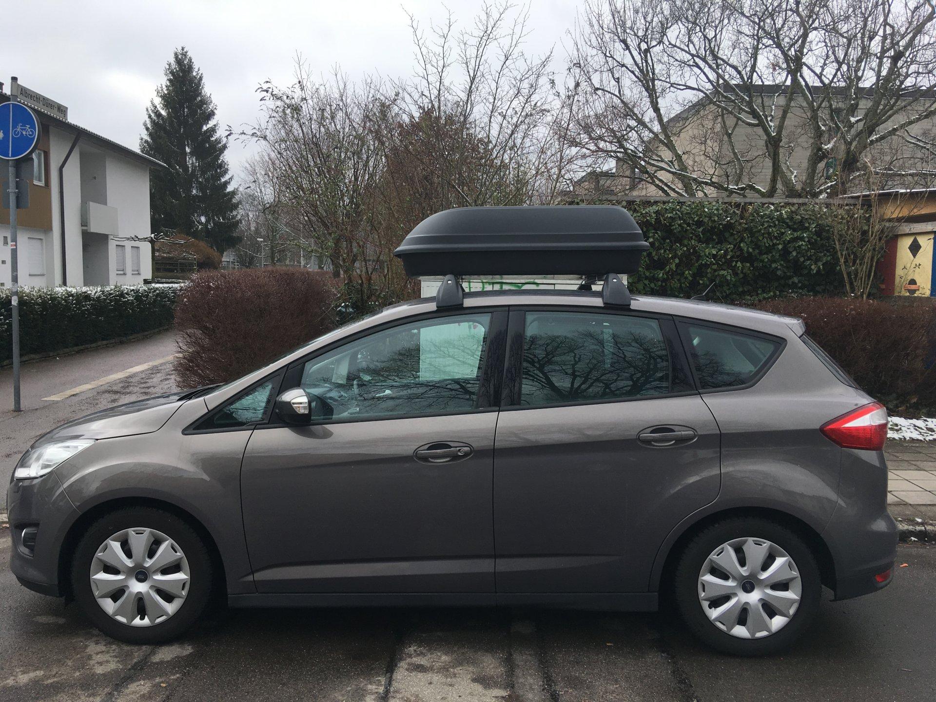 Erfahrungen Mit Dem Ford Grunddachgepäckträger