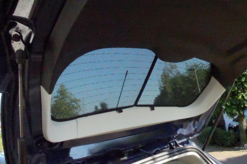 Sichtschutz Sonnenschutz für FORD Focus 5 türer 2011-6-teilig