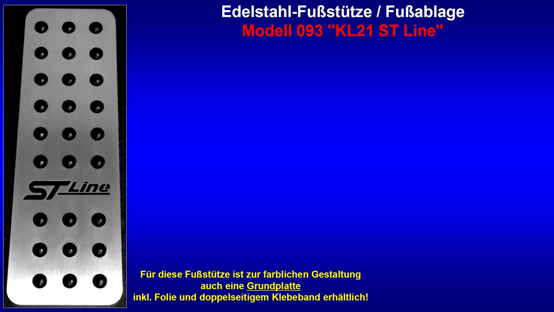 Präsentation Edelstahl-Fußstütze Modell 093 ''KL21 ST Line'' [ST-Line-Logo].jpg