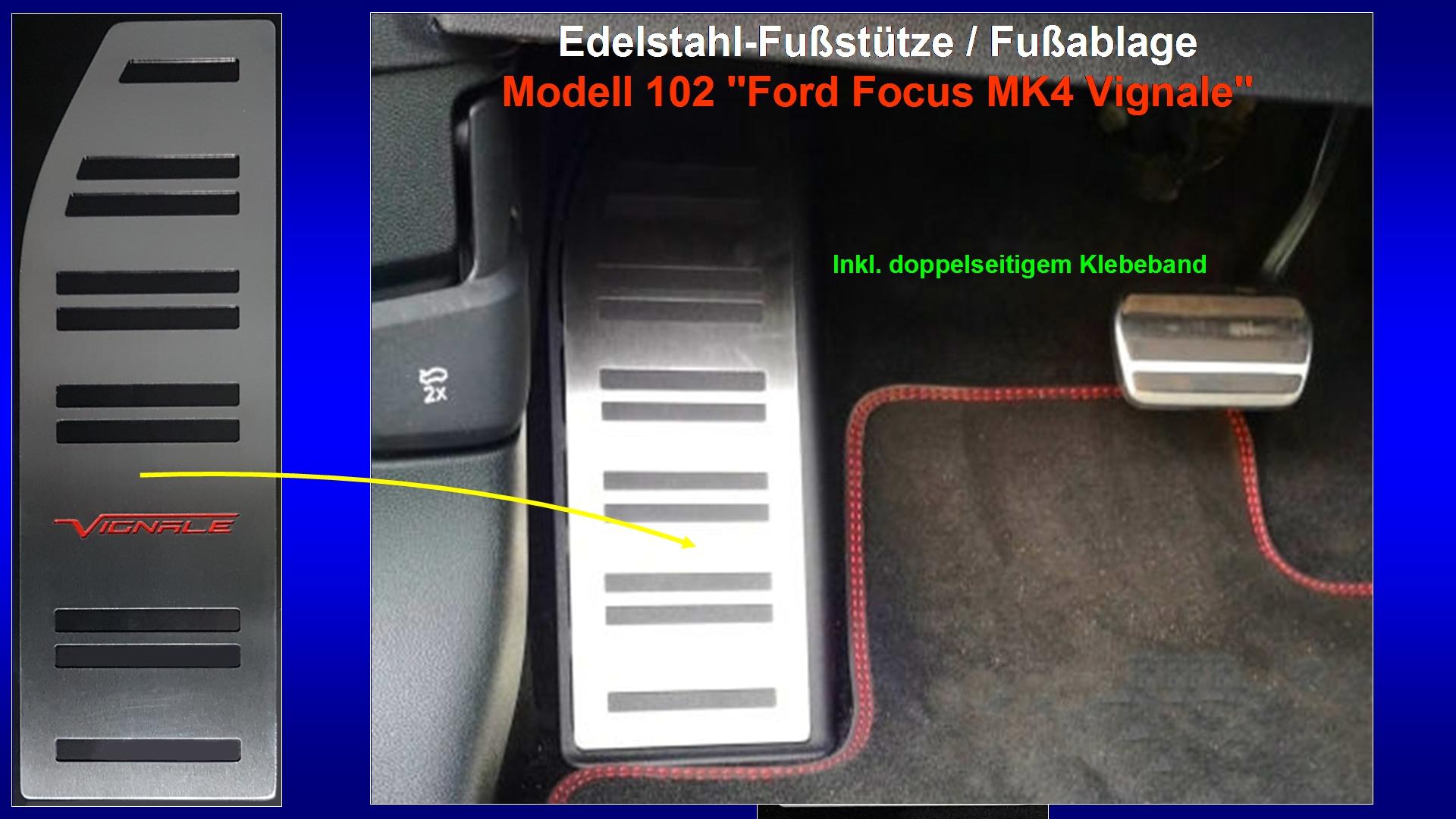 Präsentation Edelstahl-Fußstütze Modell 102 ''Ford Focus MK4 Vignale'' [Vignale-Logo].jpg