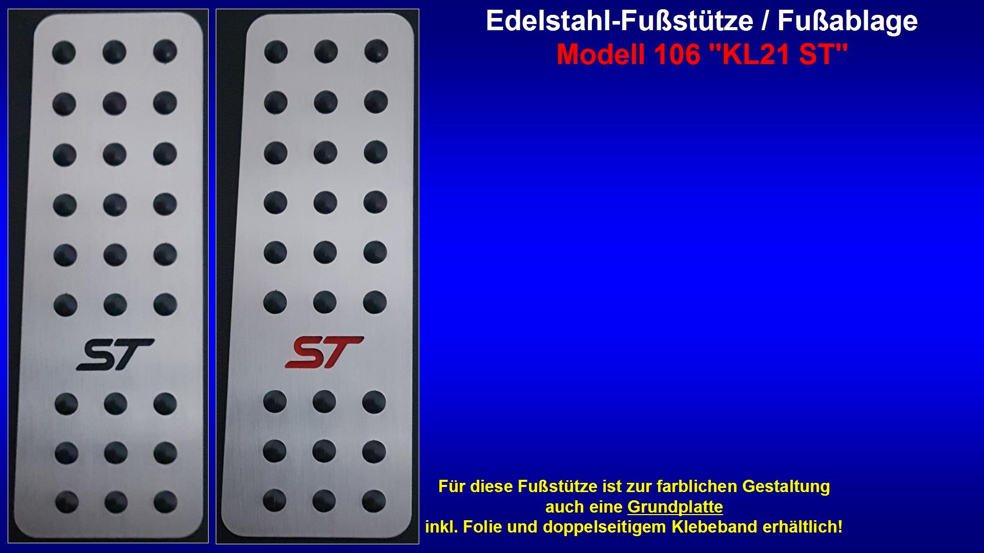 Präsentation Edelstahl-Fußstütze Modell 106 ''KL21 ST'' [ST-Logo].jpg