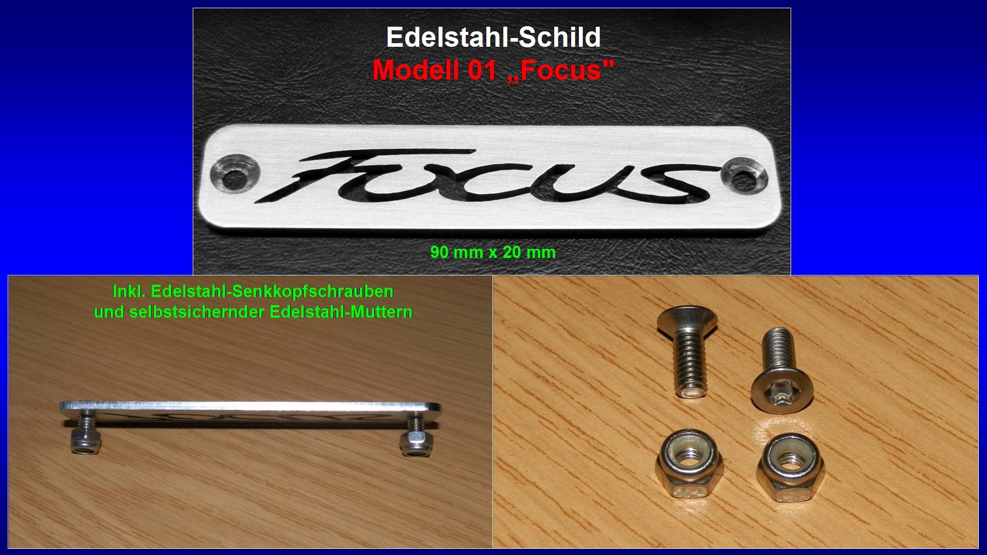 Präsentation Edelstahl-Schild Modell 01 ''Focus'' [Focus-Logo].jpg
