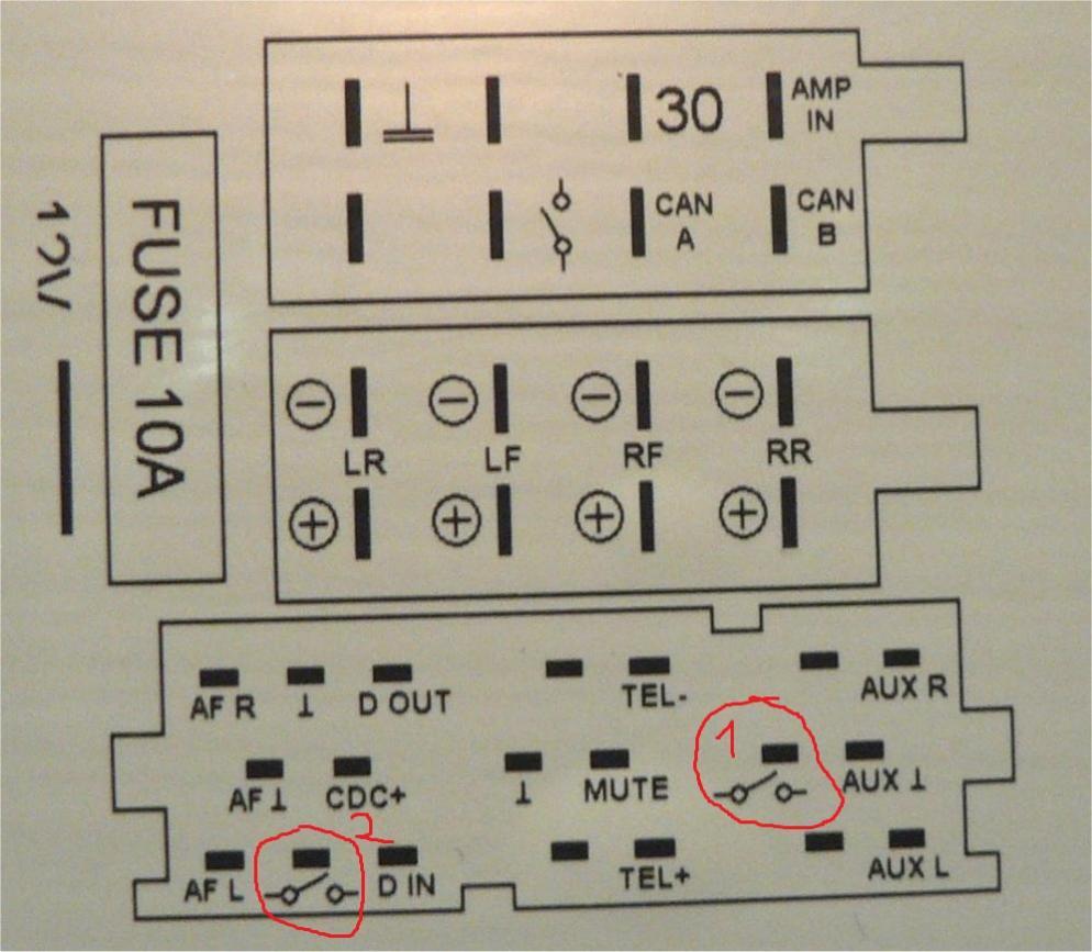 KA 2 (Bj. 09-**) RU8 - Frage zu Radioanschluss | Seite 2