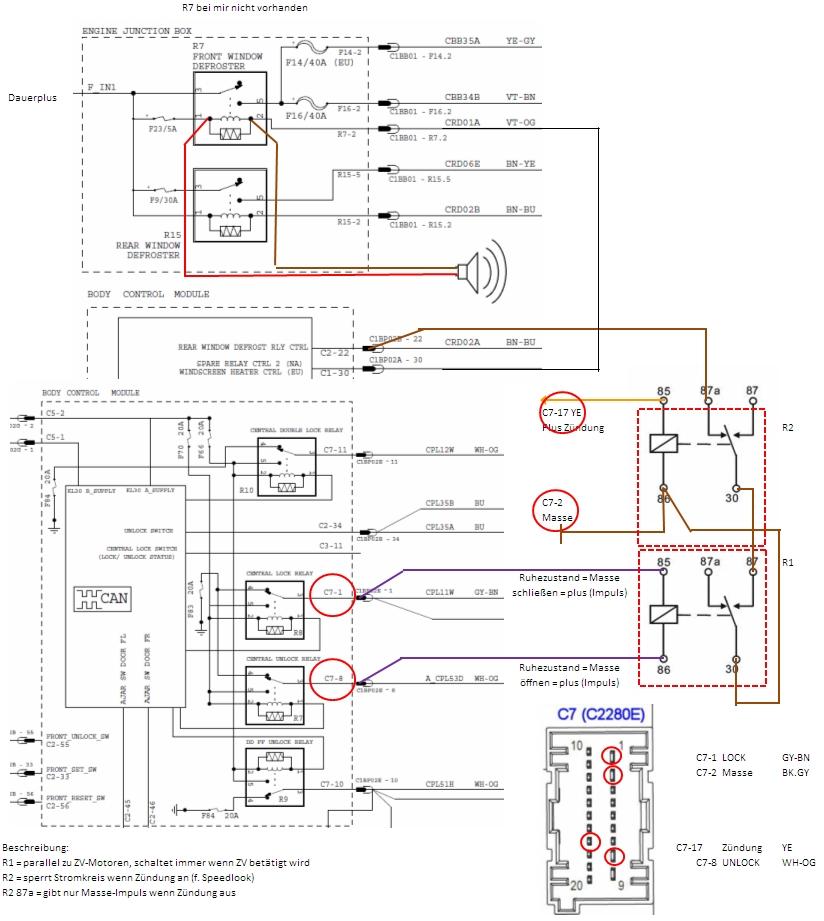 Schön 2008 Ford Fokus Schaltplan Fotos - Elektrische Schaltplan ...