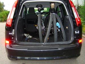 C Max Bj 07 10 Dm2 Fahrradträger Für Den Innenraum